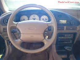 Taurus Sho Interior Fast Cool Cars Car Interior Pictures Of The Coolest Fastest Cars