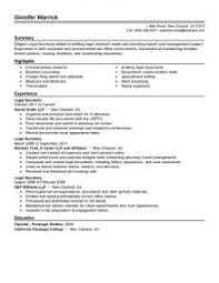 bold ideas resume for secretary 12 best legal secretary resume