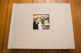 Linen Photo Album Cover Materials Boston Wedding Photographer Zev Fisher