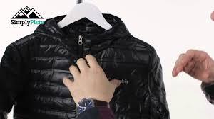 columbia ultra light down jacket columbia mens flash forward down hooded jacket black www