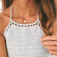 choker necklace layered images Opal lili choker necklace easy on the eyes pinterest choker jpg