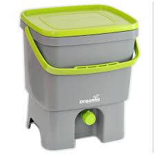 composteur de cuisine bokashi avec activateur vivre mieux gamm vert