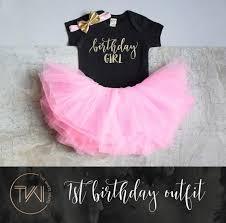 1st birthday tutu birthday girl 1st birthday girl pink gold birthday