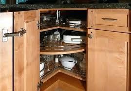corner kitchen cabinets storage solutions top corner kitchen