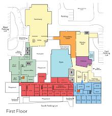 campus maps memorial drive united methodist church