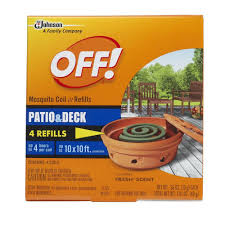 off mosquito coil refills 4 pack 21817 the home depot