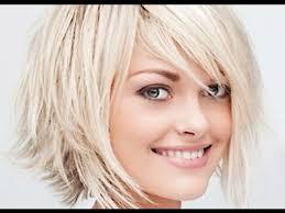 choppy bob hairstyles for thick hair short choppy bob hairstyles 2017 youtube