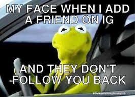 Kermit Meme My Face When - funny kermit pictures