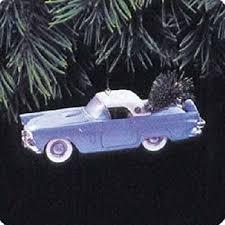 1993 hallmark keepsake classic american cars ornament