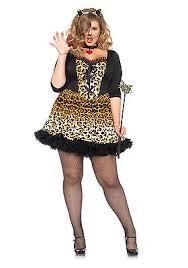 Halloween Cheetah Costumes Women U0027s Wild Cat Leopard Kitty Cheetah Halloween Costume