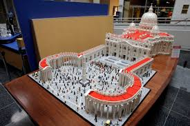 lego vatican cost about 50 000 to build fortune
