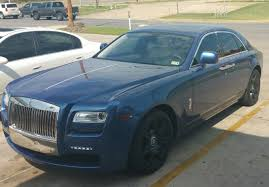 Stolen Rolls Royce Found Fox23