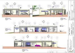 plan maison de plain pied 3 chambres plan de maison plain pied 2 chambres plan maison plain pied 2