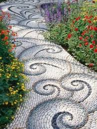 How To Create A Rock Garden 12 Backyard Rock Pathways To Die For Garden Paths Rock Pathway
