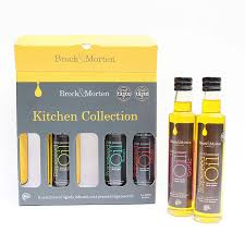 brock u0026 morten kitchen collection flavoured rapeseed oils gift