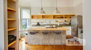 industrial modern kitchen kitchen style iron bar stools and open shelves cabinets amazing