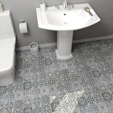 the somertile 13x13 inch faventia nero ceramic floor and wall tile