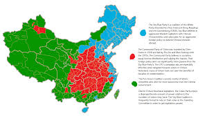 Chinese Map Republic Of China Election Map Alternate History Discussion