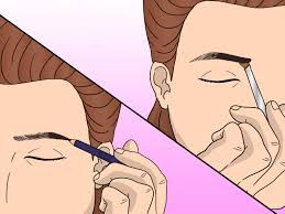 how to use brow potion to grow eyebrows 12 steps with pictures