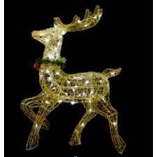 Metal Christmas Yard Art Decorations by 25