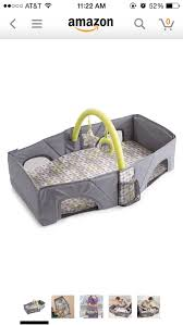 deluxe infant travel bed by summer infant portable crib item 73227
