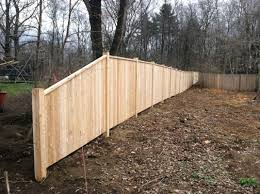 wood fencing fence solutions inc