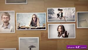 photo gallery slideshow after effects project videohive free