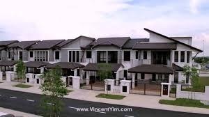 malaysia home interior design interior design for terrace house in malaysia youtube