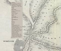 Map Of Sac State by Historic Steamboat Slough And Snug Harbor Maps
