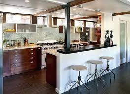 deco cuisine ouverte idee cuisine ouverte cuisines idee deco cuisine ouverte efyq