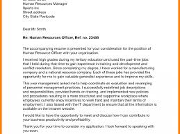 Cover Letter For Hr Generalist Peaceful Design Ideas How To Address A Cover Letter Hr 12