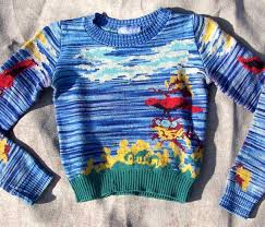 70s alley cat sweater front dr melanie patton renfrew u0027s blog