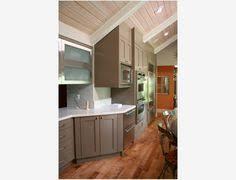 cabinet color transitional mushroom crystal cabinets remodel