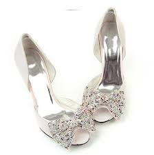 wedding shoes low heel silver low heel wedding shoes with rhinestones milanino info