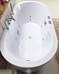 Bathtub Jacuzzi Chic Jetted Freestanding Bathtub Jacuzzi Stella Soaker Tub Makes A