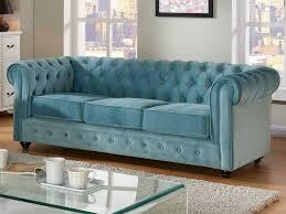 canapé chesterfield velours canapé et fauteuil velours 9 coloris chesterfield