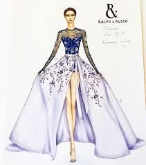 gallery fashion designer sketches designs drawing art gallery