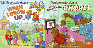 amazon the berenstain bears paperback books starting at only