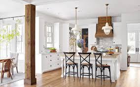 farmhouse kitchen 20 farmhouse kitchen ideas for fixer upper style industrial flare