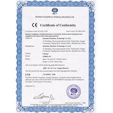 doc 650841 certificate of conformance template u2013 certificate of
