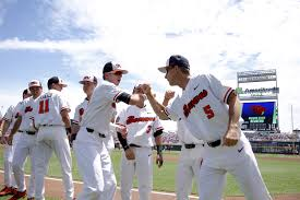 Cal State Fullerton Map Oregon State Baseball Completes Dramatic College World Series