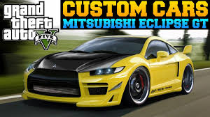 mitsubishi eclipse 2014 gta 5 custom cars 47 mitsubishi eclipse gt mini update
