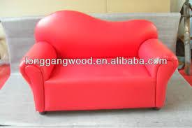 divanetto bambini bambini mini rosso sedia di legno a forma di mano bambini divano