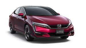 honda micro commuter concept car 2017 honda clarity fuel cell boasts the longest range in the biz
