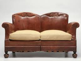 Leather Club Sofa 1920 S Leather Club Sofa For Sale Leather Club Chairs