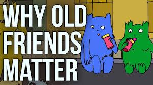 why friends matter