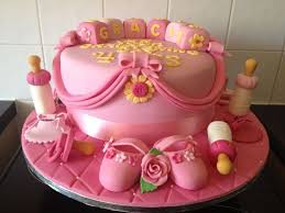 77 best baby shower cakes for girls images on pinterest amazing