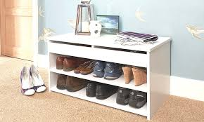 White Shoe Storage Cabinet White Shoe Rack Bench Unique Home Source Shoe Storage Cabinet Rack