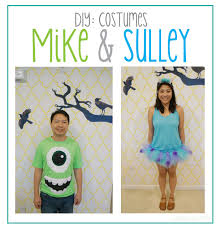 Monsters Inc Costumes During October One Of My Biggest Decisions Is