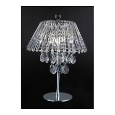 Glass Table Lamps Crystal Glass Table Lamp Modern Crystal Table Lamp Zhongshan